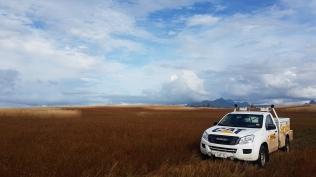 Dry inland region-Vanua Levu near Dreketi 7